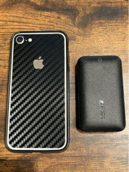 Anker PowerPort Atom Ⅲ 45W Slimとiphone8を比較