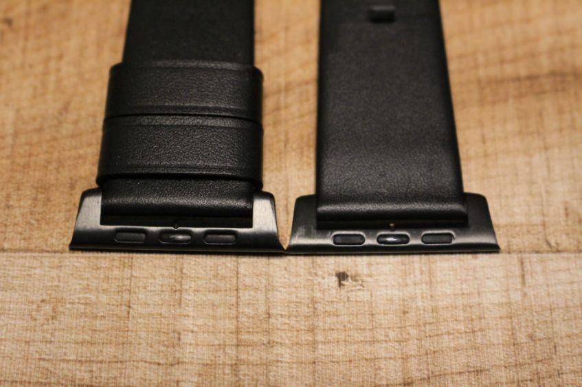 Apple Watchノマドバンド『NOMAD Active Strap』両端金具