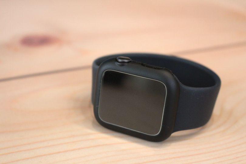 Apple Watch6とソロループ装着後の全体