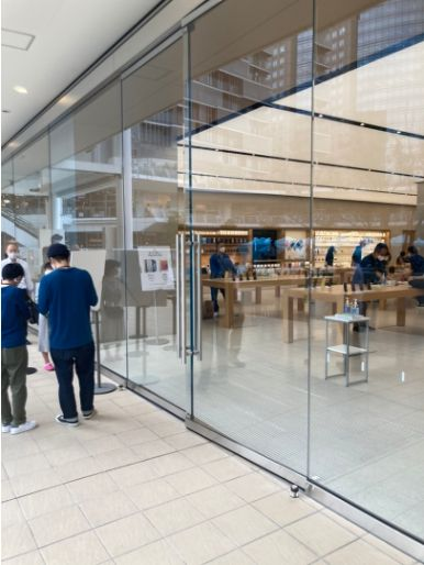 Apple川崎店