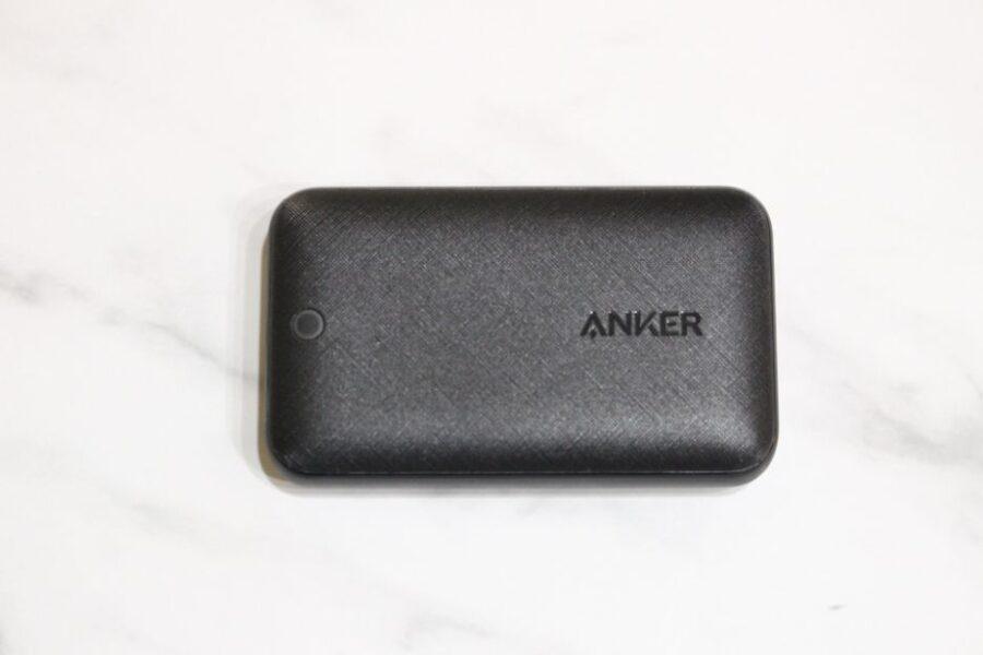 Anker PowerPort Atom Ⅲ 45W Slim の本体外観