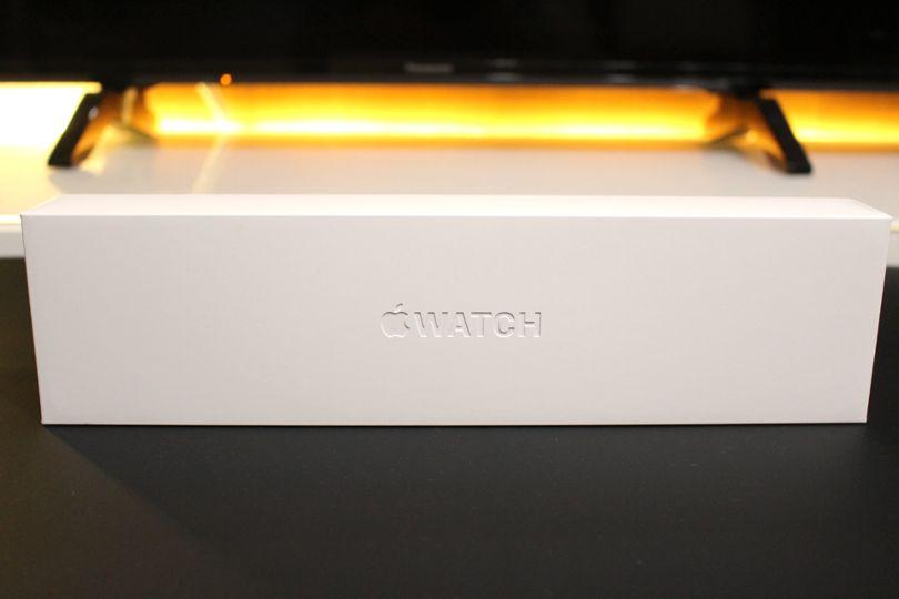 Apple Watch Series6外箱