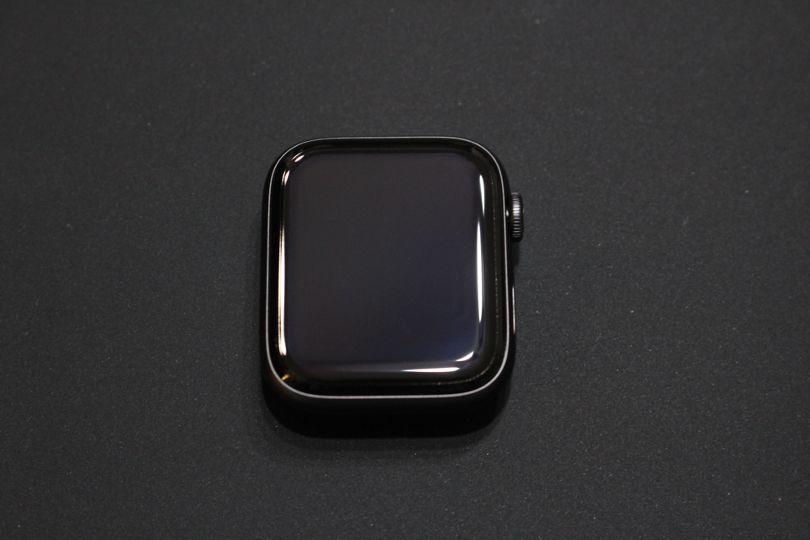 AppleWatchSeries6の本体表面