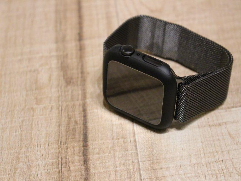 ミラネーゼループをApple Watchに装着