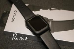 【レビュー】Apple Watch おしゃれ防水バンドレザー 『NOMAD Active Strap』