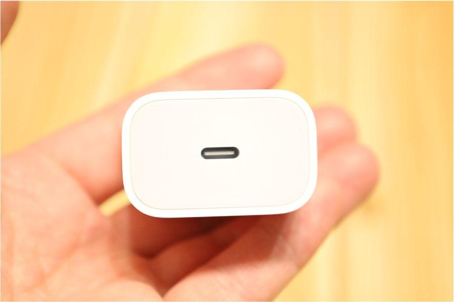 USB−Cの確認