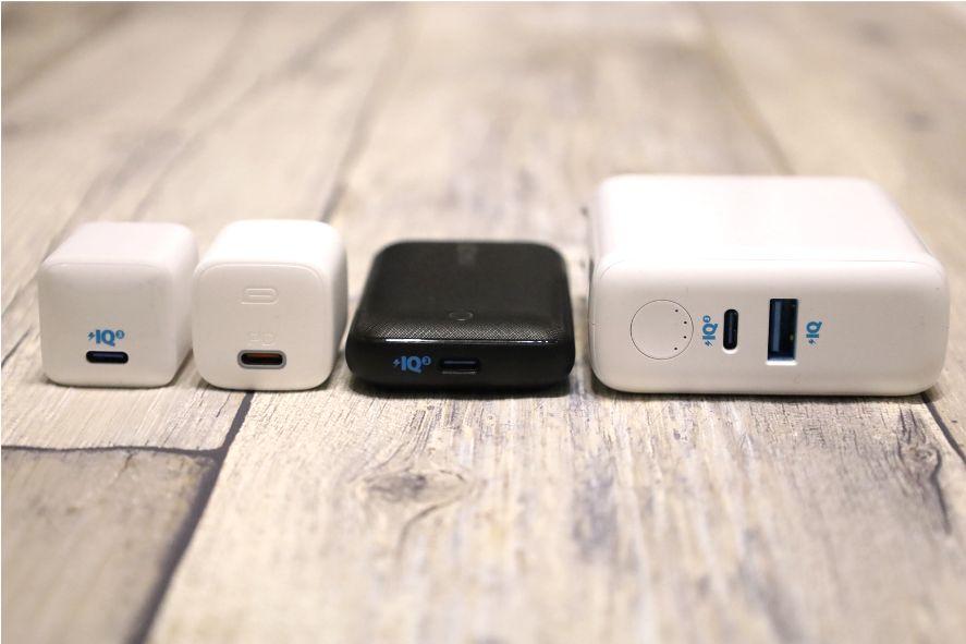 iPhone用急速充電器4選