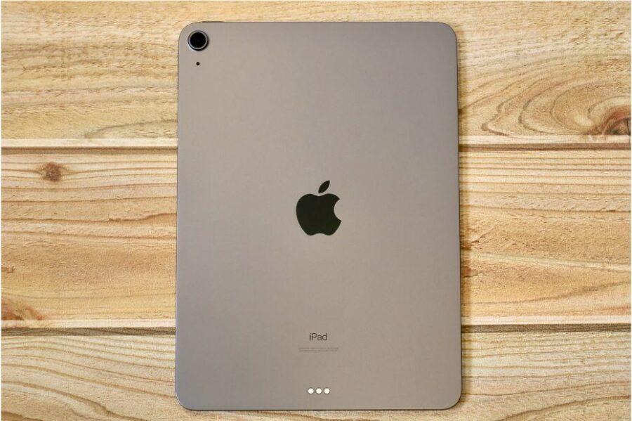 iPad Air 4(2020)本体外観背面