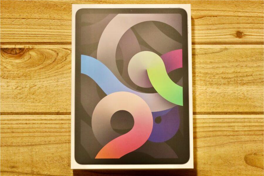 iPad Air 4(2020)外箱