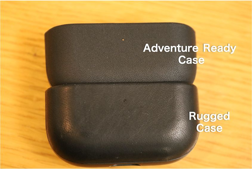 NOMAD Rugged CaseとAdventure Ready Caseの違い