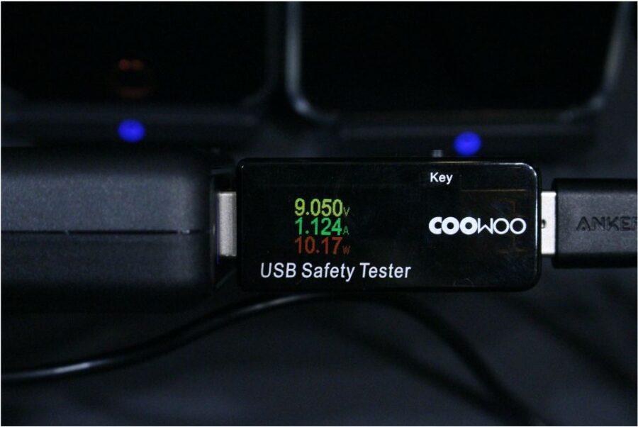 【レビュー】ワイヤレス充電を急速にするアダプタ Anker PowerPort Speed2ワイヤレス×2