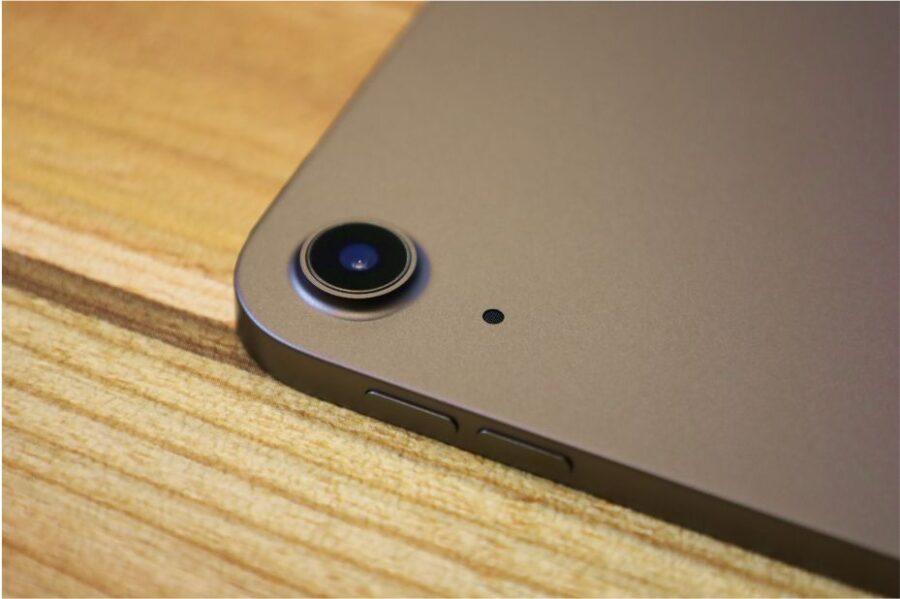 iPad Air 4(2020)のカメラ周り
