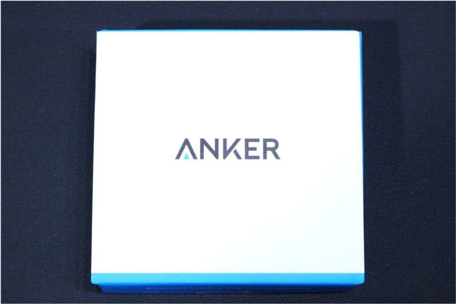 Anker PowerPort Speed2の外箱