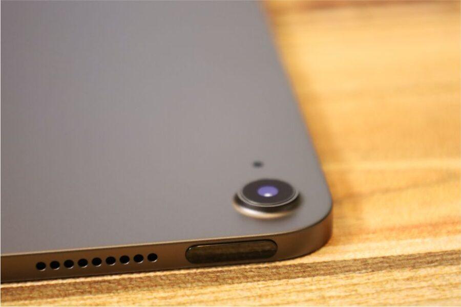 iPad Air 4(2020)TouchIDをアップして確認