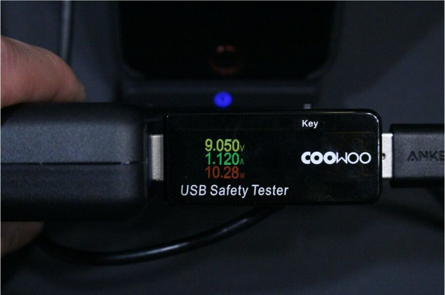 【レビュー】ワイヤレス充電を急速にするアダプタ Anker PowerPort Speed2 ワイレス×1
