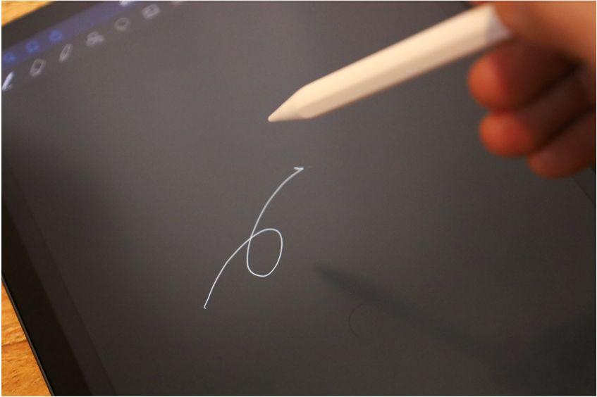 JPフィルター専門製造所 ペーパーライクフィルムApple Pencil書き心地最高