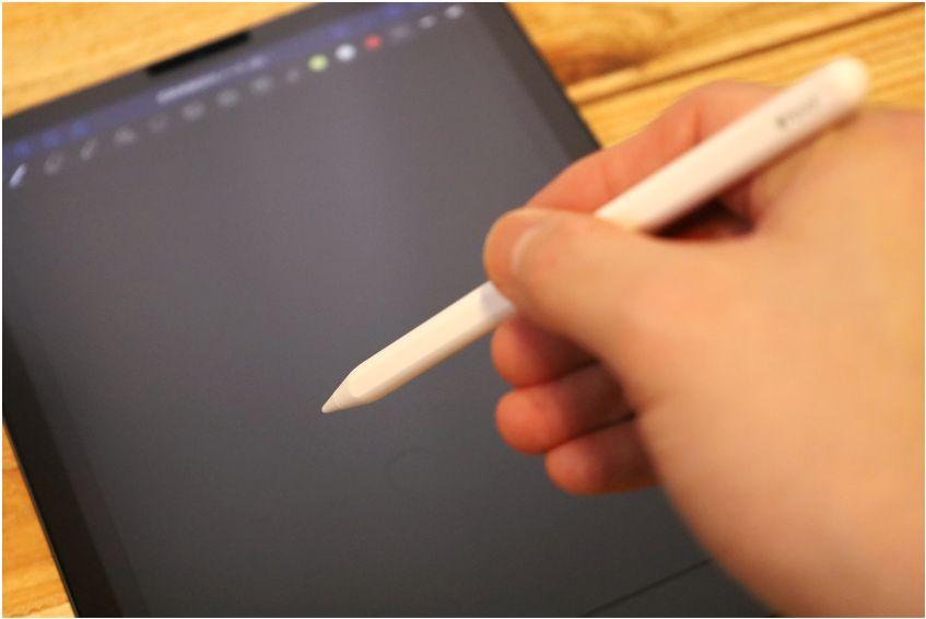 JPフィルター専門製造所 ペーパーライクフィルムApple Pencil第2世代で書ける