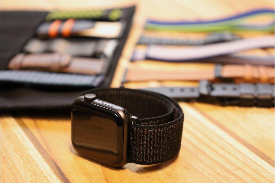 Apple Watchおすすめバンドの集合写真