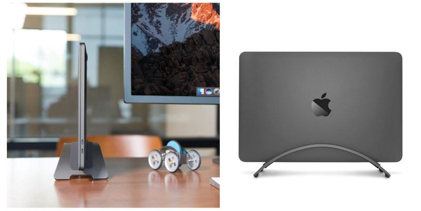 MacBook Air:Pro おすすめ『縦置きクラムシェルスタンド』1位Twelve South