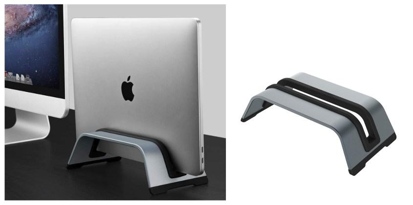 MacBook Air:Pro おすすめ『縦置きクラムシェルスタンド』2位VAYDEER
