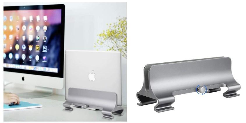 MacBook Air:Pro おすすめ『縦置きクラムシェルスタンド』3位Syslux