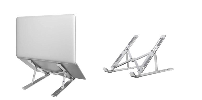 MacBook Air:Pro おすすめ『PCスタンド(折りたたみ含)』3位Ryanboo
