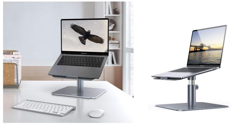 MacBook Air:Pro おすすめ『PCスタンド(折りたたみ含)』4位Eono