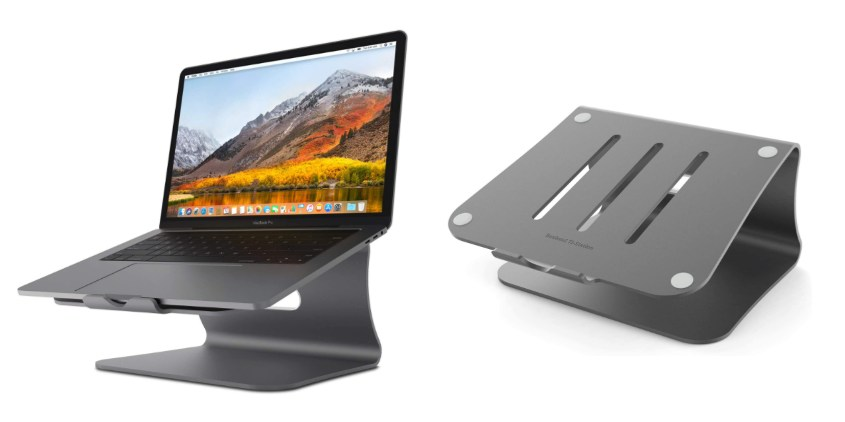 MacBook Air:Pro おすすめ『PCスタンド(折りたたみ含)』3位Bestand