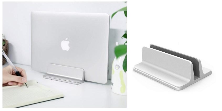 MacBook Air:Pro おすすめ『縦置きクラムシェルスタンド』4位OBENRI