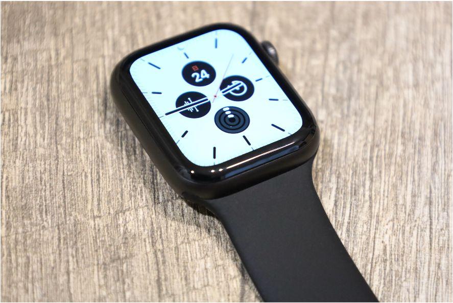 『FRESHCLOUD』ソロループ Apple Watchバンドを着用ループを通す