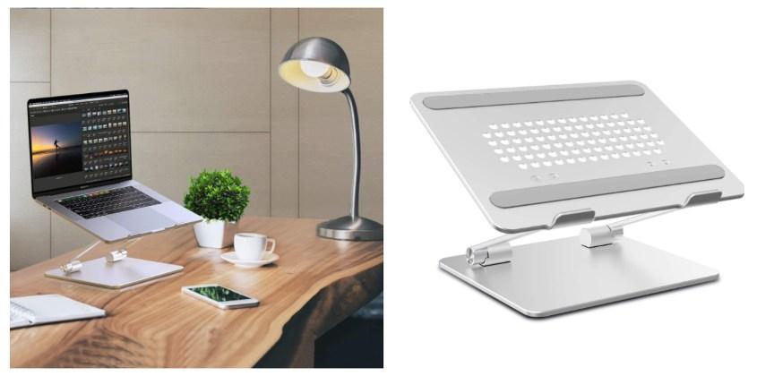MacBook Air:Pro おすすめ『PCスタンド(折りたたみ含)』1位Hypamer or BOYATA
