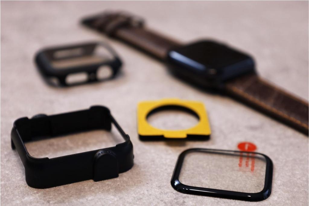 実体験で語るApple Watchって保護フィルムやケースは「不要・いらない?必要・いる?』ボクは必要派 アイキャッチ