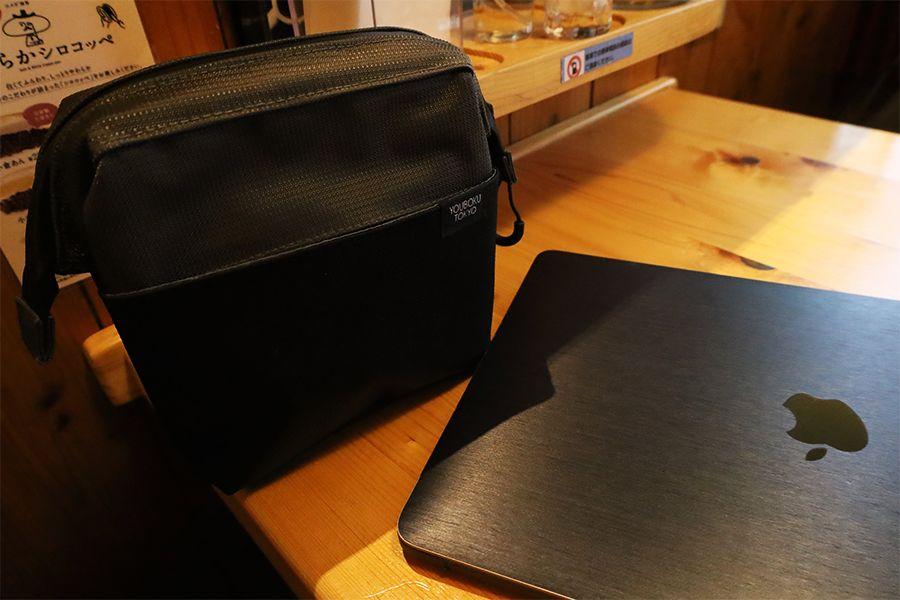 ユウボク東京デイズポーチはカフェなどの省スペースで展開しやすい
