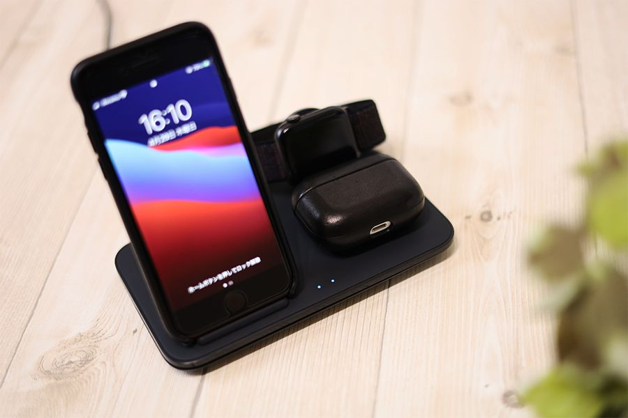Anker PowerWave+ 3-in-1 Stand with Watch Holder
