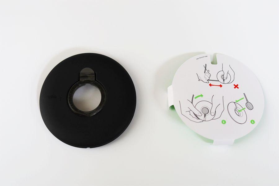 Belkin Apple Watch充電スタンド F8J218BT-Aの内容物