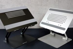 BoYata ノートパソコンスタンド長期レビュー|Hypamerと比較あり。MacBookと相性良し