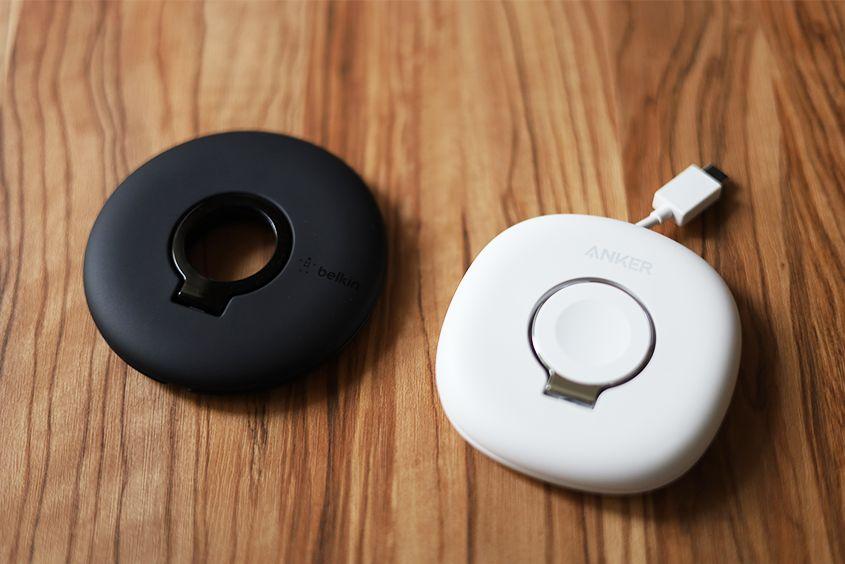 Anker Magnetic Charging DockとBelkin充電スタンドの比較