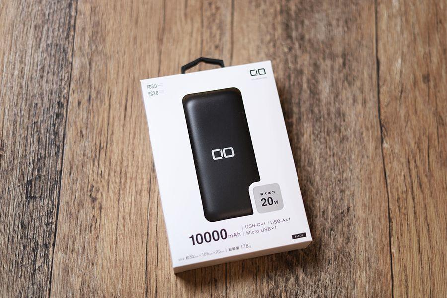 CIO-MB20W-10000のパッケージ
