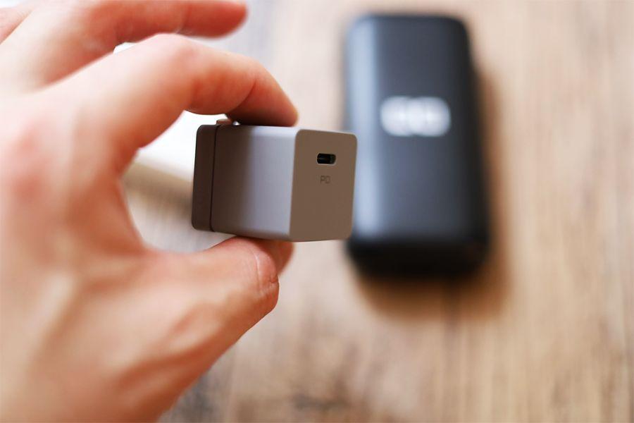 CIO-MB20W-10000をデジフォースで充電する