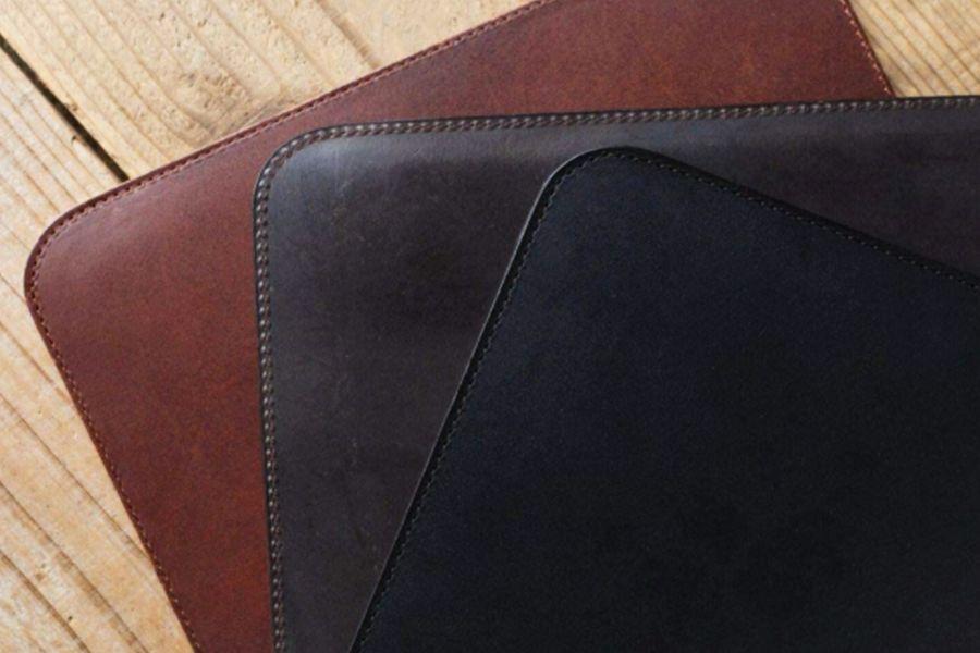 drip Leather MacBook Caseの商品画像