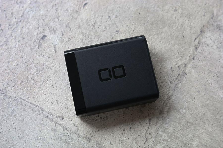 CIO LilNob USB PD 4ポート100W【G100W3C1A】の外観/デザイン表面