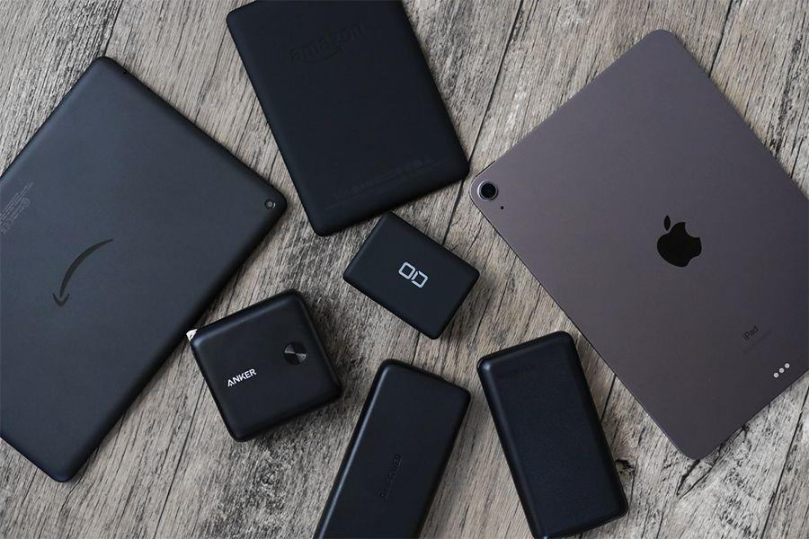 iPad miniクラス【小型】10,000mAh、iPadクラス〜【中型〜】15,000mAh容量が欲しい