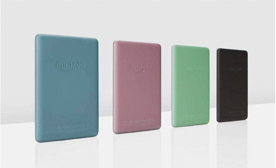 Kindle Paperwhite第10世代は4色から選択することができる