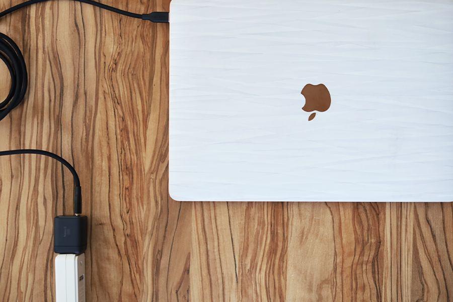 Anker Nano Ⅱ 30WでMacBook Proを充電する