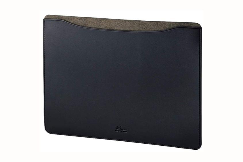エレコム レザーケースのMacBook用ケース
