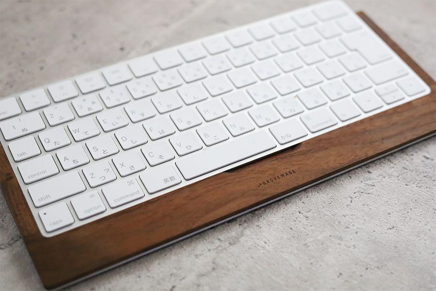 Magic KeyboardならGROVEMADEが入る