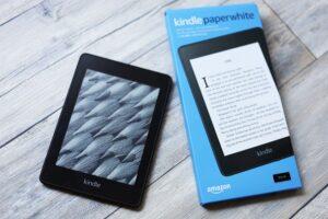 Kindle Paperwhite第10世代レビューのアイキャッチ画像