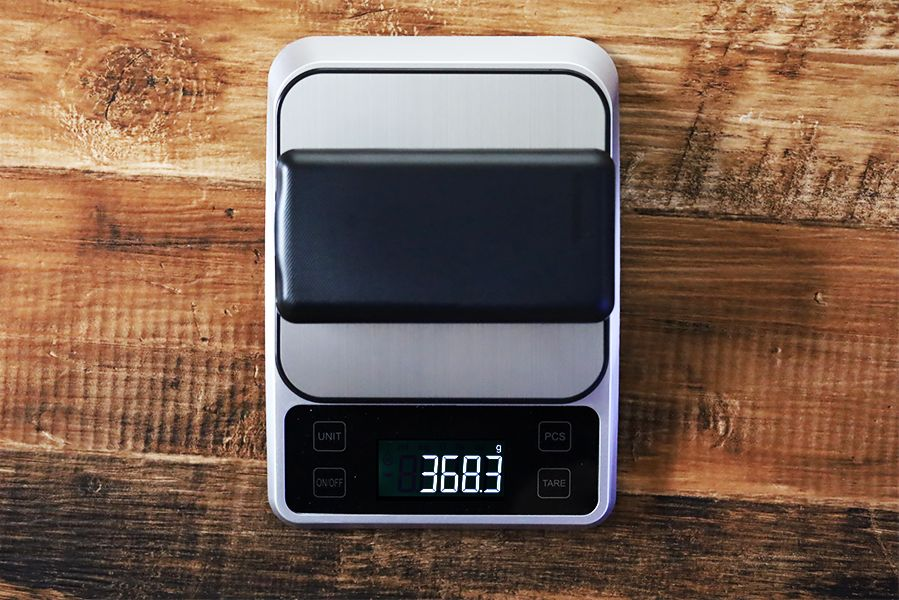 CIO SMART COBY 20000 60Wの重量