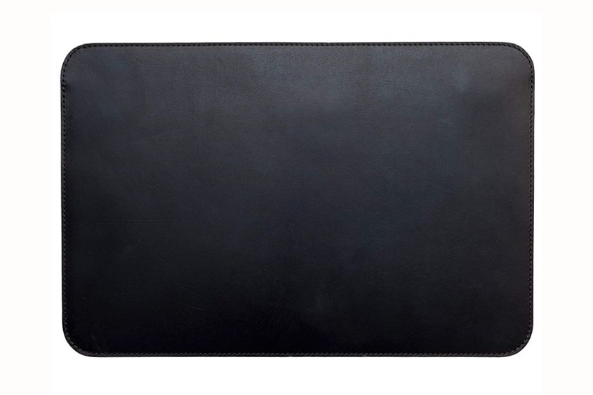 drip Leather MacBook Case