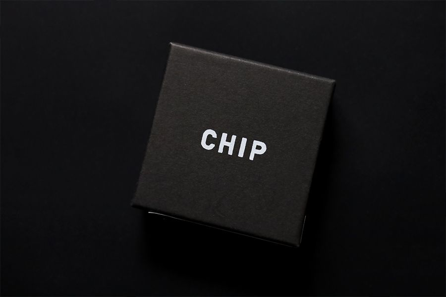 drip chipの外箱